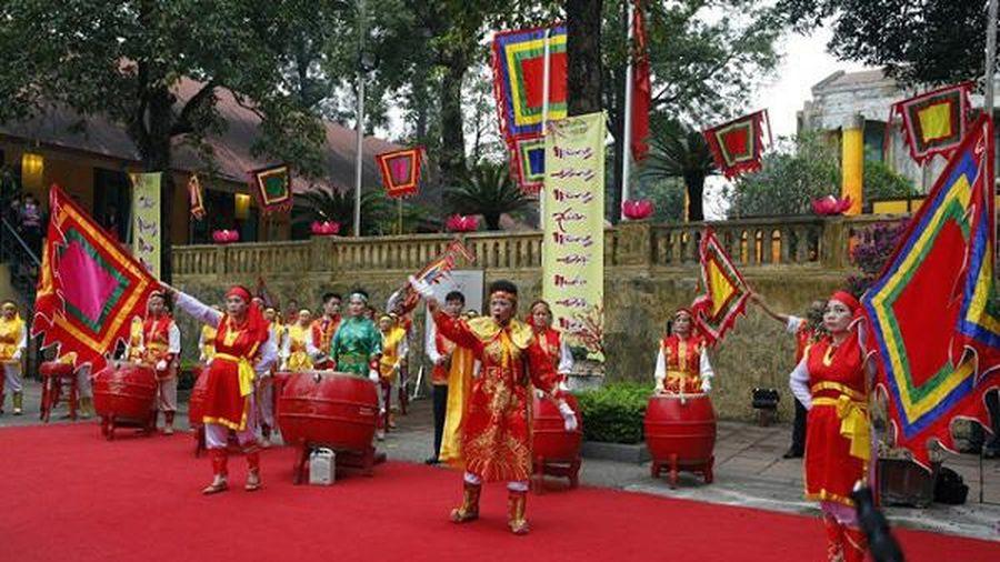 Năm mới 'Tân Sửu nghênh xuân' tại Hoàng thành Thăng Long