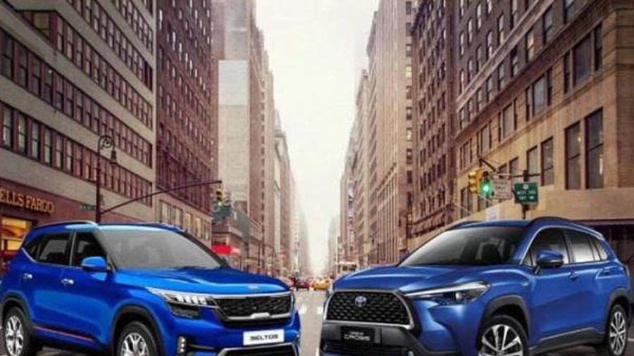 Xếp hạng SUV đô thị tháng 12/2020: Kia Seltos 'vượt mặt' Hyundai Kona và Toyota Corolla Cross