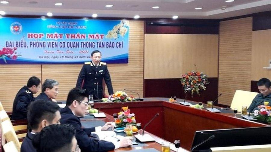 Hải quan Việt Nam phấn đấu đạt trình độ ngang tầm các nước phát triển