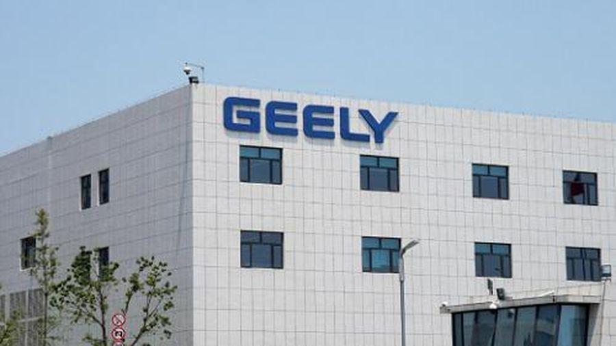 Geely của Trung Quốc hợp tác với Tencent phát triển công nghệ xe hơi thông minh