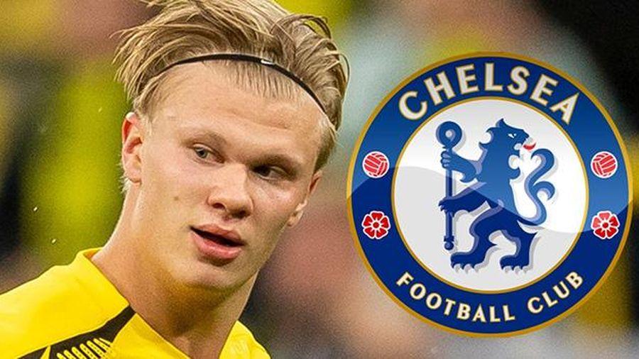 Chelsea muốn phá kỷ lục chuyển nhượng vì Haaaland