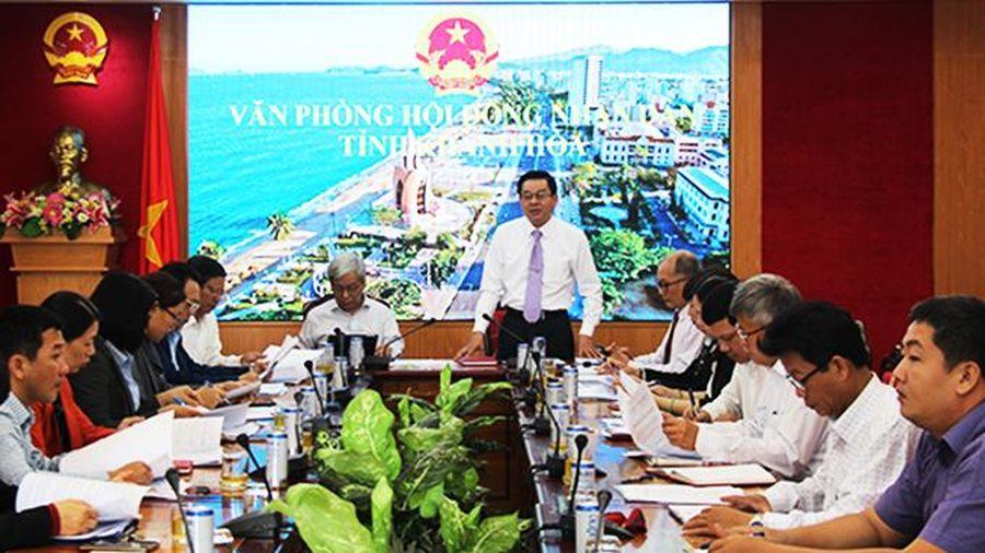 Họp bàn Kế hoạch tổ chức bầu cử đại biểu Quốc hội khóa XV và đại biểu HĐND các cấp