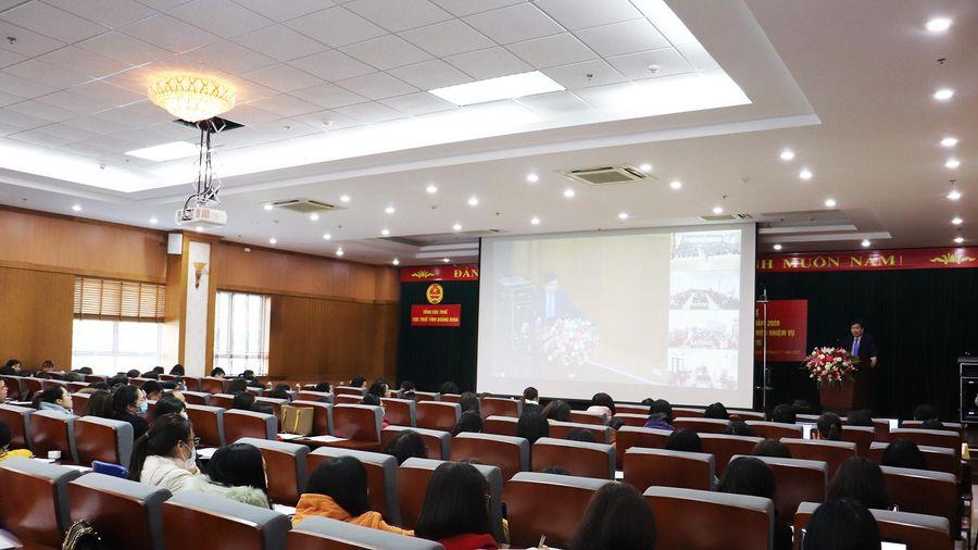 Hội nghị triển khai các Nghị định của Chính phủ và chính sách thuế mới