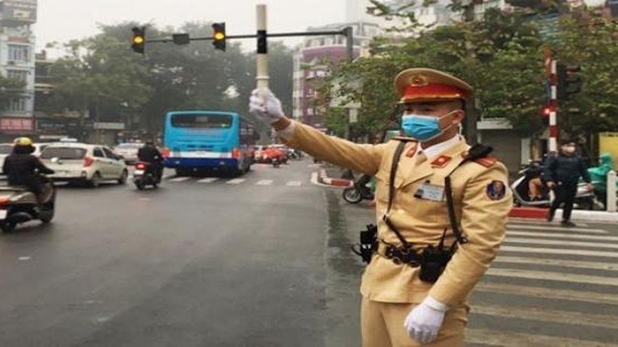 Cấm xe tải, xe khách lưu thông trên 6 tuyến đường trước Đại hội Đảng