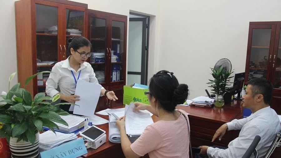 Sở Xây dựng Bắc Ninh xử lý 1.478 hồ sơ đúng hạn