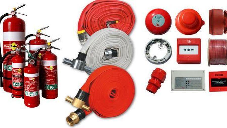 Quy định phí kiểm định phương tiện phòng cháy chữa cháy