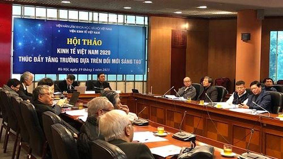 Kinh tế Việt Nam năm 2021: Tăng trưởng trên 6% là kịch bản lạc quan