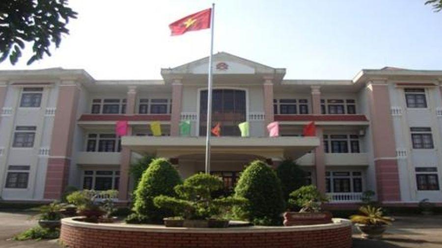 Đắk Nông: Sai phạm về đất đai, nguyên Phó Chủ tịch huyện Đắk Song bị cách chức vụ Đảng