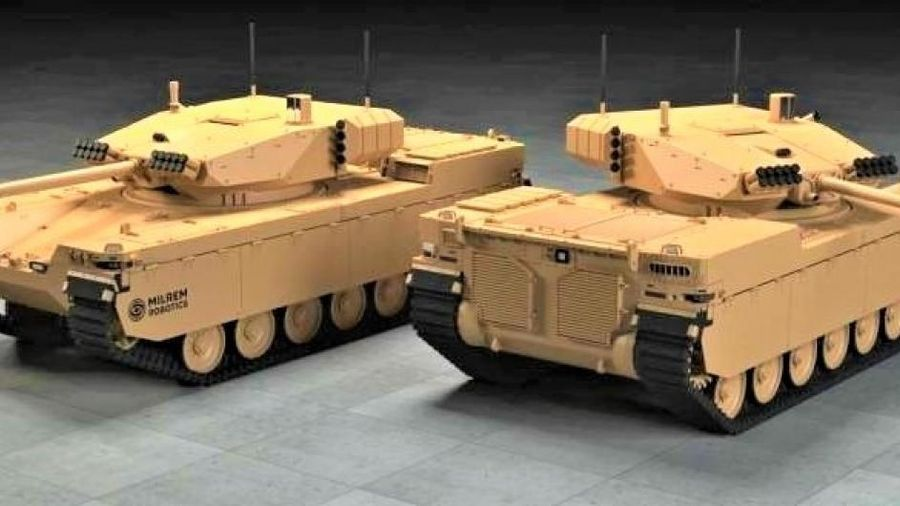 Robot chiến đấu Type-X - một xu hướng mới của kỹ thuật quân sự
