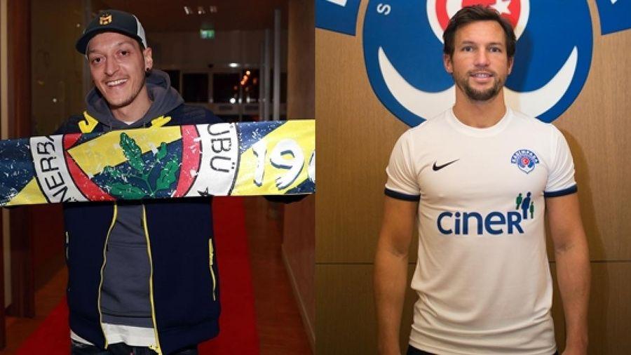 Nối gót Mesut Ozil, 'người thừa' ở Chelsea sang Thổ Nhĩ Kỳ cứu vãn sự nghiệp