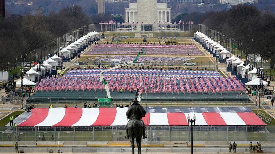 Tổng duyệt lễ nhậm chức của ông Biden