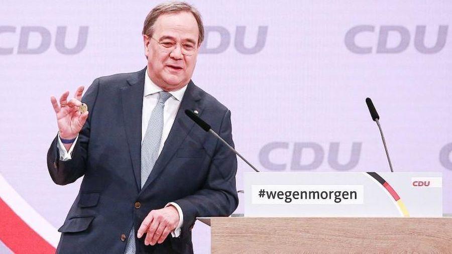 Đối thủ của tân Chủ tịch đảng CDU trên chặng đua giành ghế lãnh đạo nước Đức
