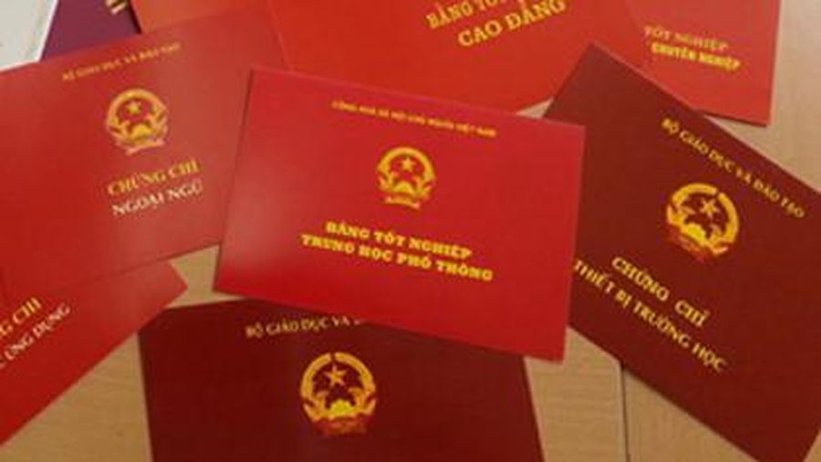 33 bằng cấp giả bị phát hiện tại cơ quan Nhà nước ở Đắk Lắk
