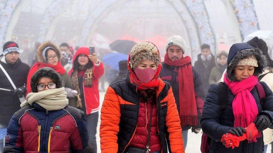 Bắc Bộ sắp đón hai đợt không khí lạnh liên tiếp