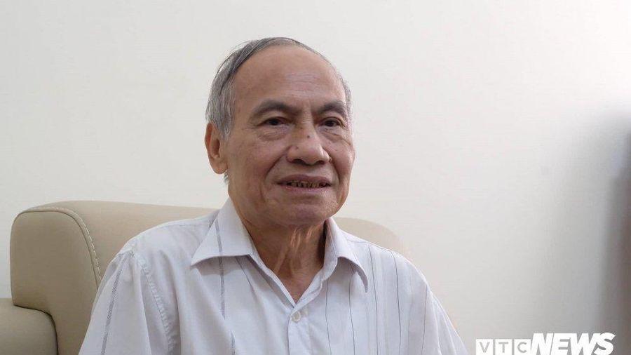 PGS.TS Nguyễn Kế Hào - người từng từ chức Vụ trưởng - qua đời