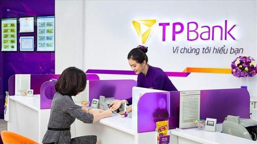 Bứt phá mạnh nửa cuối năm 2020, cổ phiếu TPB chính thức vào rổ VN30