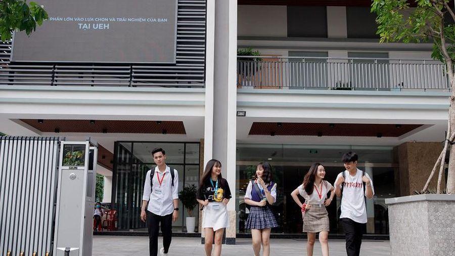 Trường Đại học Kinh tế TP.HCM tăng chỉ tiêu tuyển sinh đại học