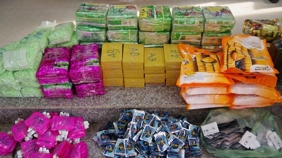 Tạm giữ 3 nghi can vận chuyển 89 kg nghi ma túy