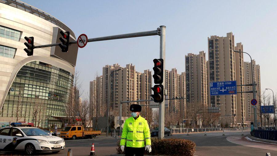 Trung Quốc bất ngờ phong tỏa một phần Bắc Kinh