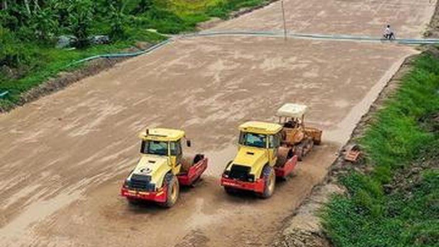 Người dân ở dự án cao tốc Nha Trang - Cam Lâm sẽ nhận tiền trước Tết