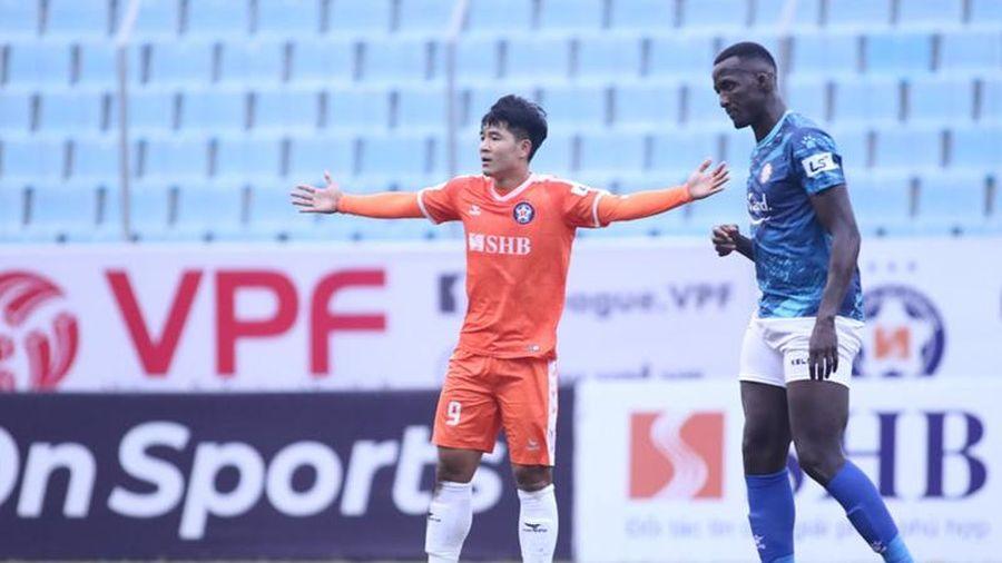 Lịch thi đấu chi tiết vòng 2 V-League 2021