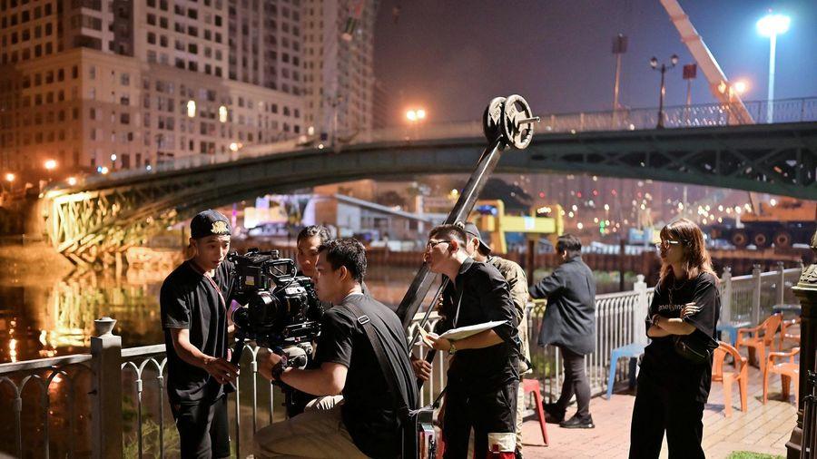 Trao giải cuộc thi Làm phim 48 giờ Việt Nam 2020