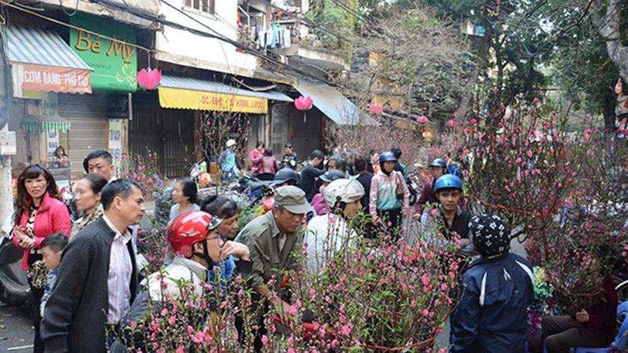 Hà Nội tổ chức 89 chợ hoa Xuân