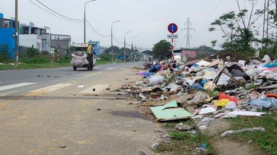'Thành phố xanh - sạch - đẹp'... quá nhiều rác!