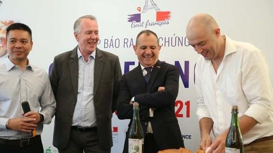 Tổng lãnh sự quán Pháp tại TP HCM ra mắt chứng nhận 'Goût Français'