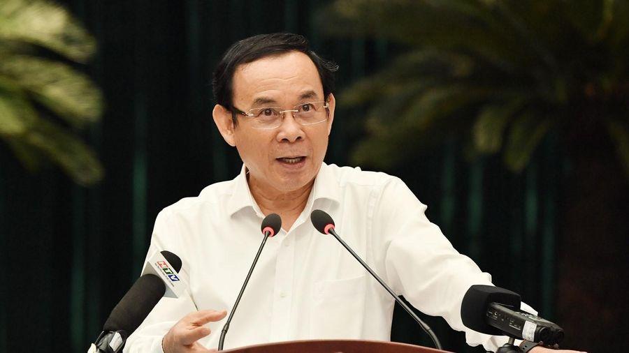 Bí thư Thành ủy TPHCM Nguyễn Văn Nên: Khắc phục nể nang, hình thức trong đánh giá cán bộ