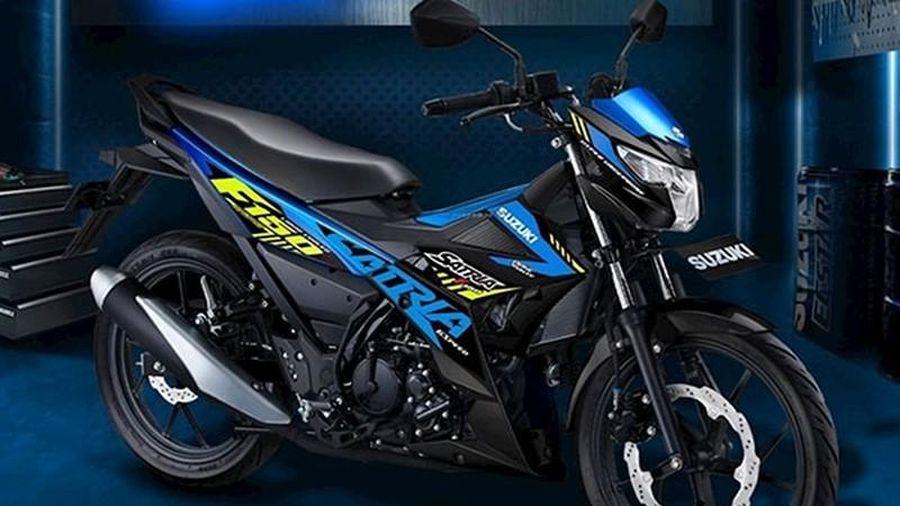 Ra mắt Suzuki Satria F150 2021 từ 52 triệu tại Việt Nam