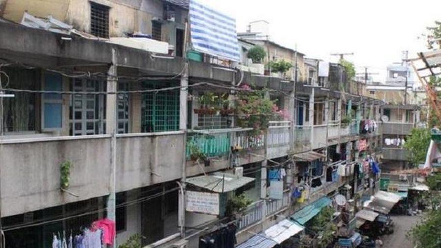 TPHCM: Kiến nghị tháo khó trong cải tạo chung cư