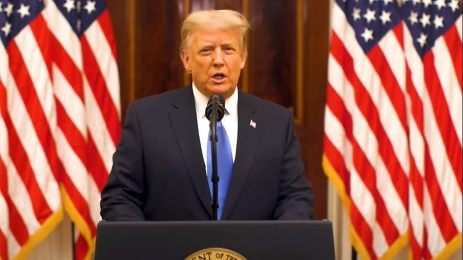Tổng thống Trump đã nói lời chia tay, liệu còn cố chấp điều gì?