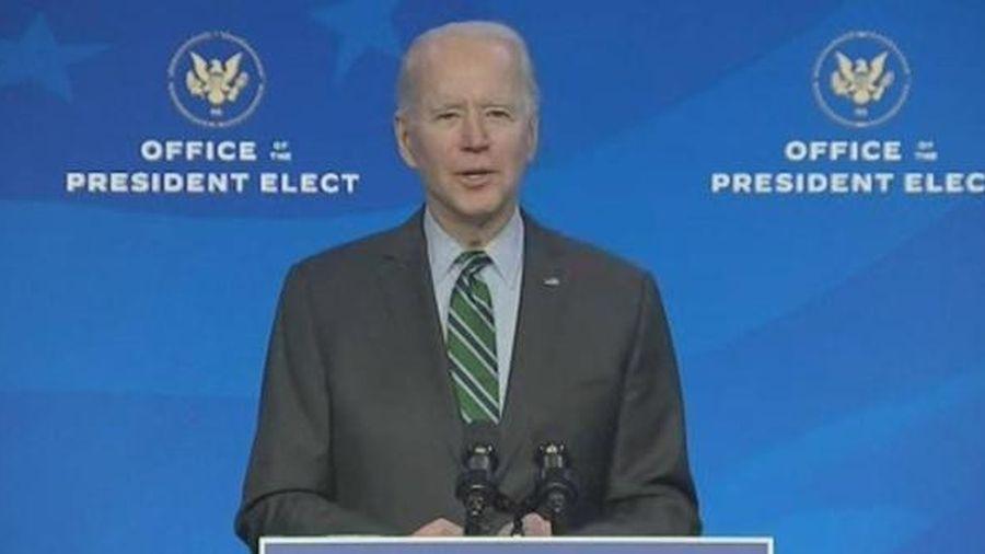 Ông Joe Biden chuẩn bị cho lễ nhậm chức Tổng thống 'không giống ai'