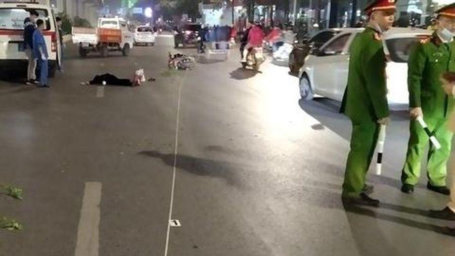 Tạm giữ hình sự nam thanh niên điều khiển xe máy đâm thương vong 3 người tại Nguyễn Trãi