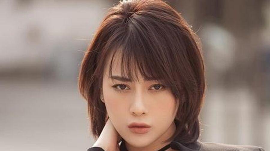 Phương Oanh bất ngờ trở lại đóng phim sau tuyên bố nghỉ diễn một thời gian