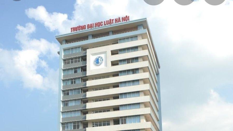 Trường Đại học Luật Hà Nội chuẩn bị gặp mặt cán bộ hưu trí nhân dịp Xuân mới năm Tân Sửu 2021