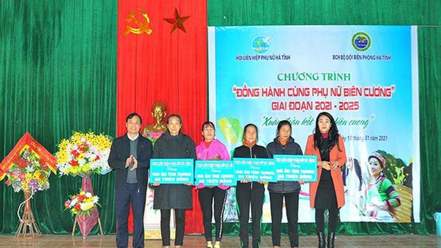 Phụ nữ Hà Tĩnh 'giữ trọn niềm tin theo Đảng'