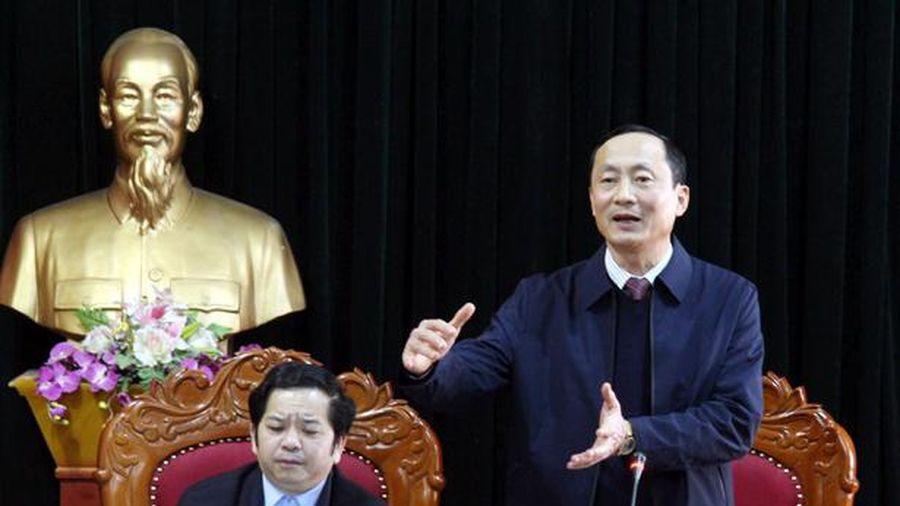 Hương Sơn phấn đấu đạt chuẩn huyện nông thôn mới vào quý II/2021