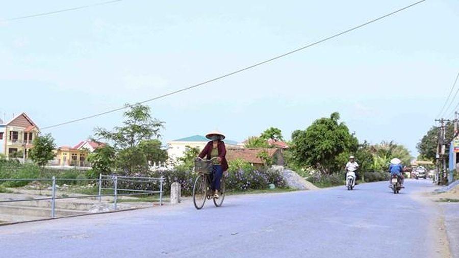 Hà Nội có thêm 8 xã đạt tiêu chuẩn nông thôn mới nâng cao