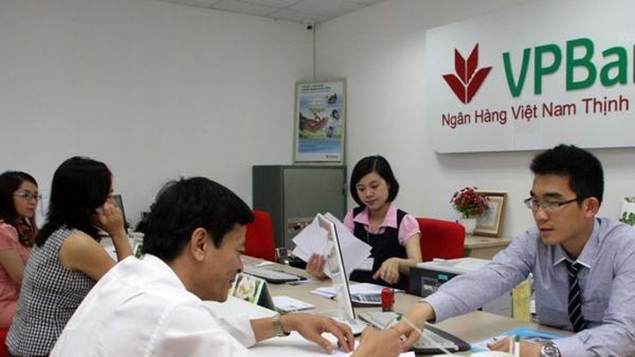 Tỷ lệ vốn ngắn hạn cho vay trung dài hạn của VPBank ở mức 28,4%