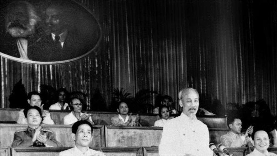 Đại hội lần thứ III của Đảng: Xây dựng chủ nghĩa xã hội ở miền Bắc, đấu tranh thống nhất nước nhà