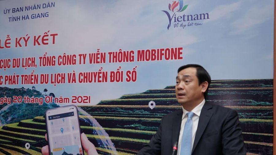 Hợp tác phát triển du lịch Hà Giang qua chuyển đổi số và du lịch thông minh