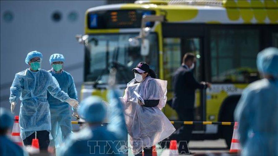 Nhật Bản mua thêm vaccine ngừa COVID-19 của Pfizer/BioNTech