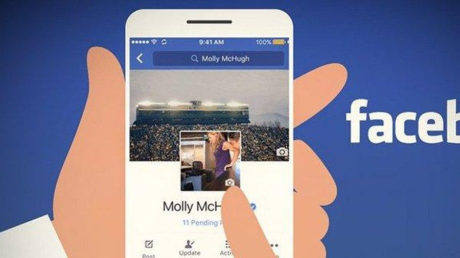 Chỉ 2 bước đơn giản này bạn có thể thay ảnh đại diện bằng video đẹp lung linh trên Facebook
