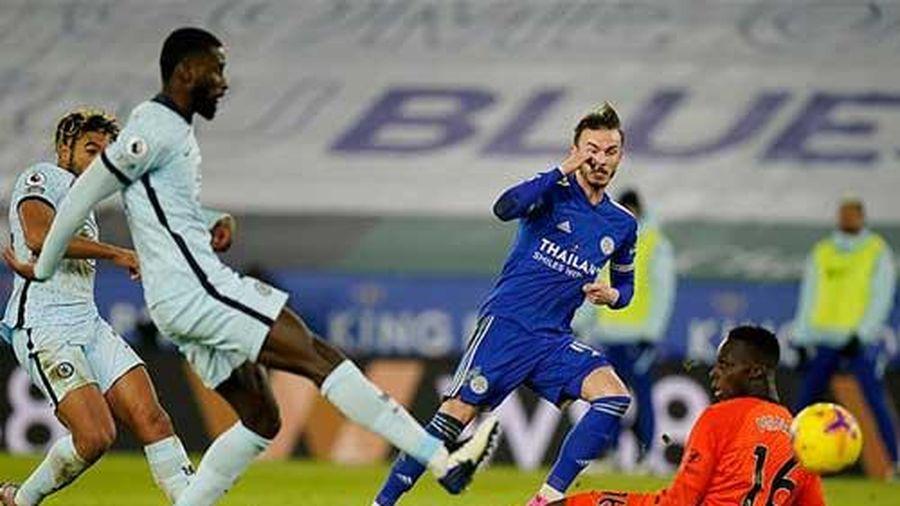 Điểm nhấn Leicester 2-0 Chelsea: Bầy cáo thăng hoa, The Blues hỗn loạn
