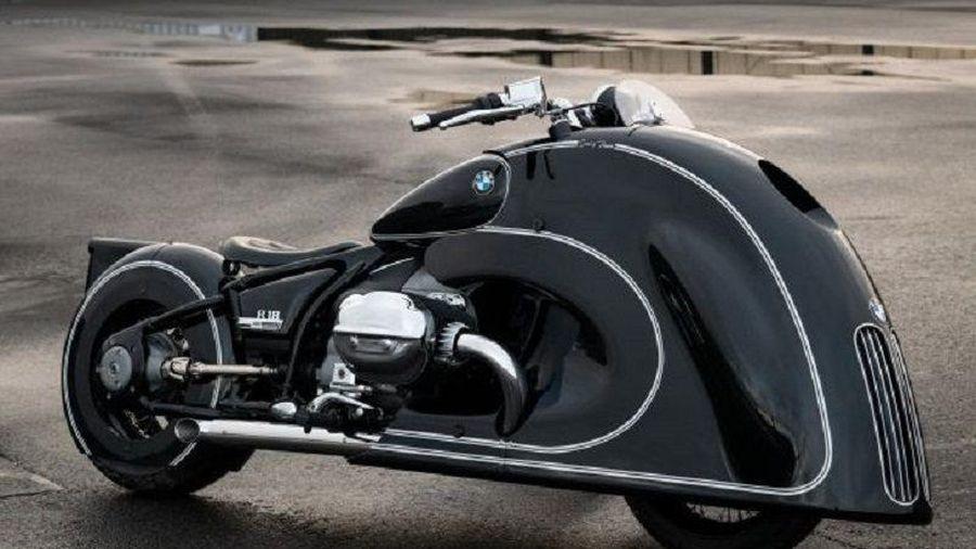 BMW Motorrad R18 Kingston Custom Spirit of Passion: Phiên bản kỷ niệm huyền thoại R5 độc nhất vô vị