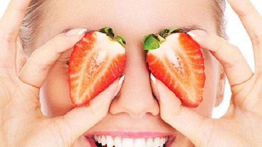 Ăn gì để mắt vừa khỏe lại sáng?
