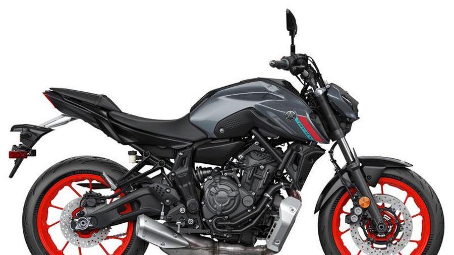 Chi tiết Yamaha MT-07 2021, giá gần 180 triệu đồng