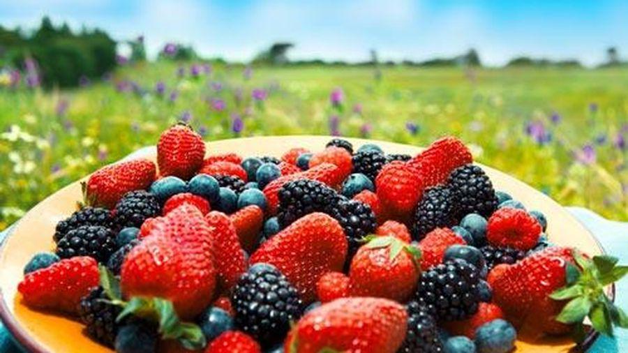 6 loại trái cây rau củ giúp bạn có trái tim khỏe mạnh